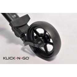 Klick-N-Go Explorer voorwiel