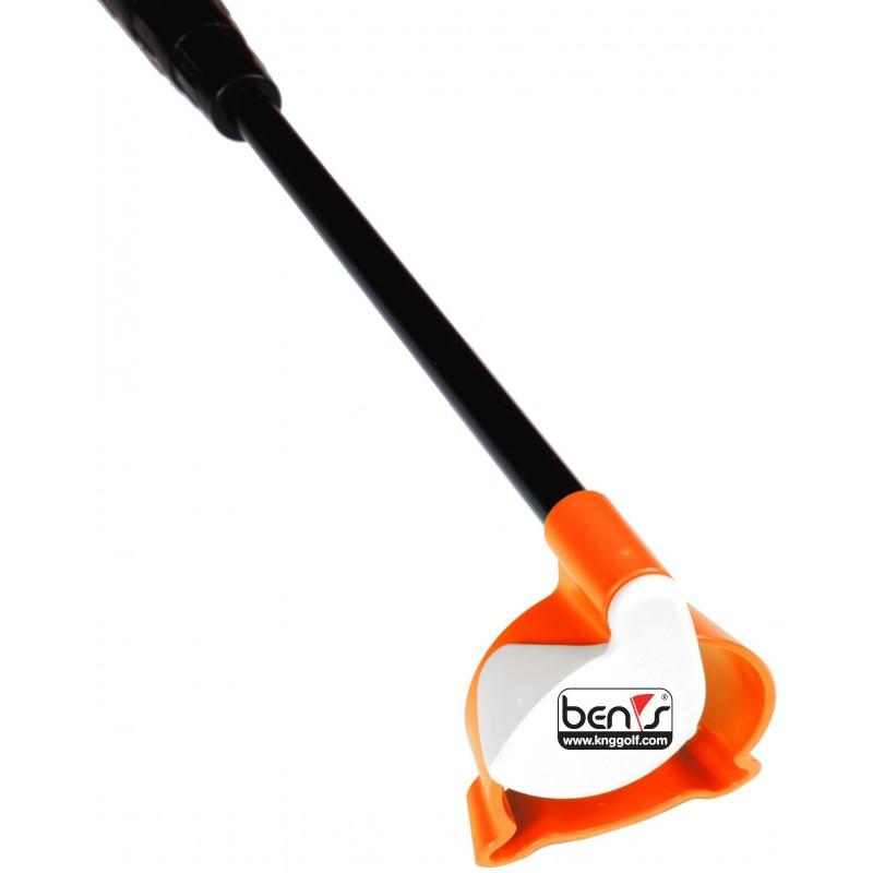Bens golf ball retriever. Ideaal voor bedrukken met logo.