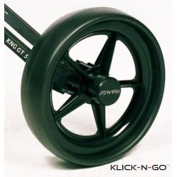 Achterwiel Klick-N-Go GT200 / GT250 / GT 300 /  GT 350 en GT400 golf trolley