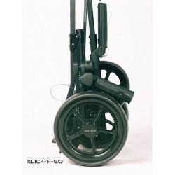 Parapluhouder UH 050 voor Klick-N-Go GT250 - GT350 en GT400 golf trolleys