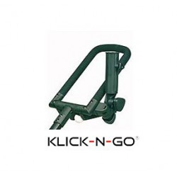 Rubber Grip voor handvat Klick-N-Go GT350 golf trolley