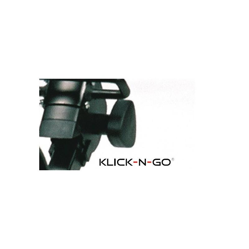 Voorwiel vastzetschroef voor Klick-N-Go GT300 - GT350 en GT400 golf trolleys