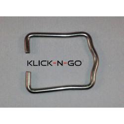 Klick-N-Go Explorer Uitklap Vergrendelbeugel