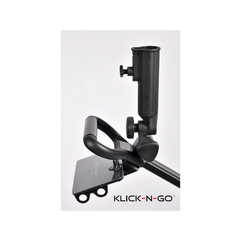 Afneembare scorekaarthouder voor alle KLICK-N-GO Explorer golf trolley modellen