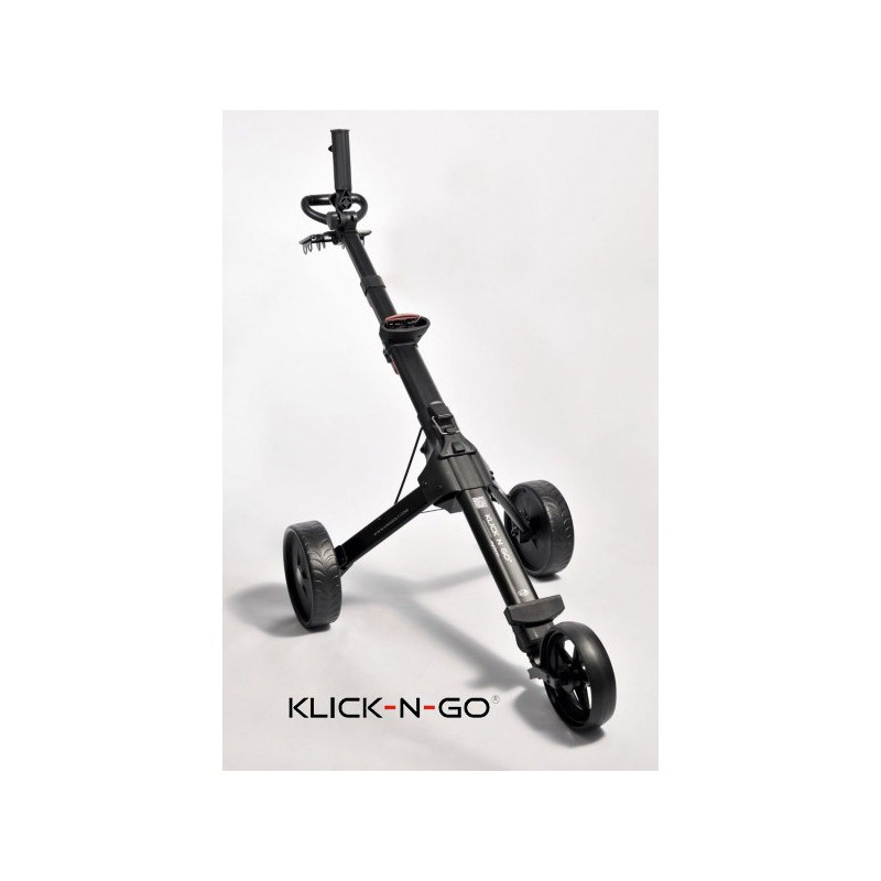 Klick-N-Go e-Explorer Lithium-ion golf trolley
