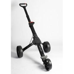 De Klick-N-Go Explorer ziet er uit als een normale golf trolley